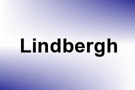 Lindbergh name image