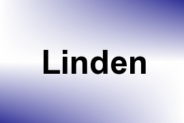 Linden name image