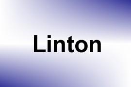 Linton name image