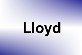 Lloyd name image