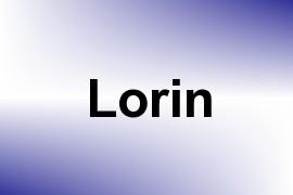 Lorin name image