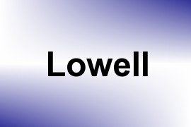 Lowell name image