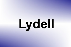 Lydell name image
