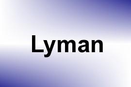 Lyman name image