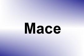 Mace name image