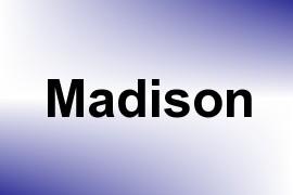 Madison name image