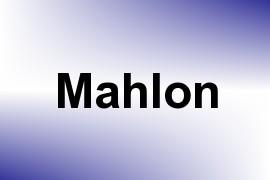 Mahlon name image