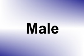 Male name image