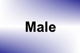 Male name image