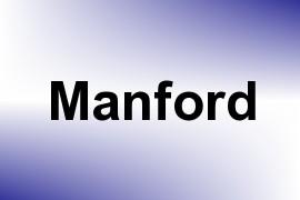 Manford name image