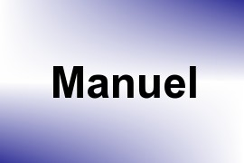Manuel name image