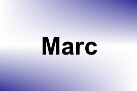 Marc name image