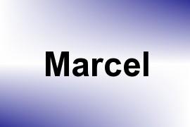 Marcel name image