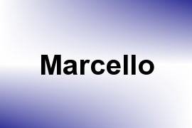 Marcello name image