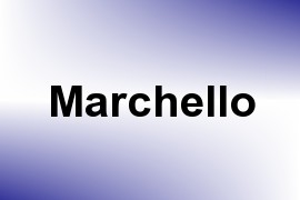 Marchello name image