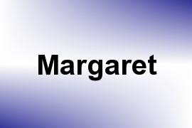 Margaret name image