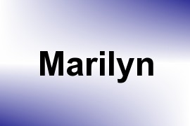Marilyn name image