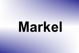 Markel name image