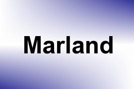 Marland name image