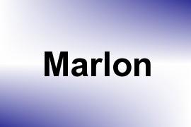 Marlon name image