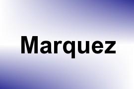 Marquez name image