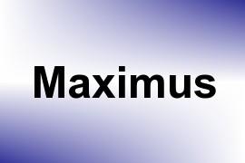 Maximus name image