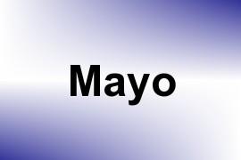 Mayo name image