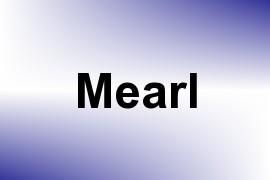 Mearl name image