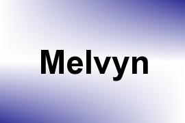 Melvyn name image