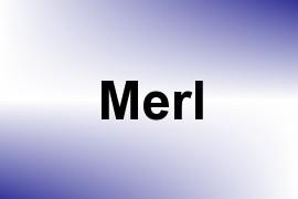 Merl name image