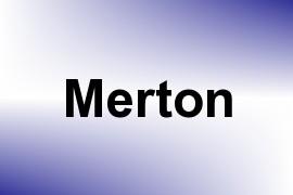 Merton name image