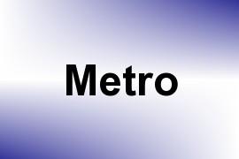 Metro name image