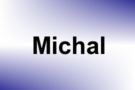 Michal name image