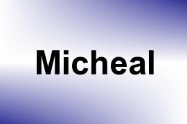 Micheal name image