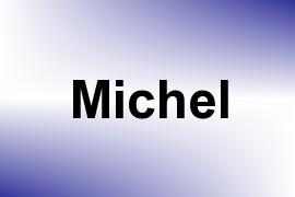 Michel name image