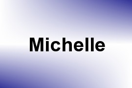 Michelle name image