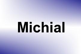 Michial name image