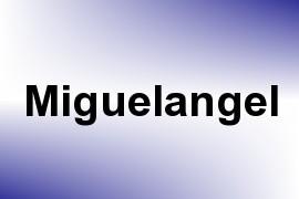 Miguelangel name image