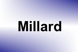 Millard name image