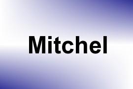 Mitchel name image