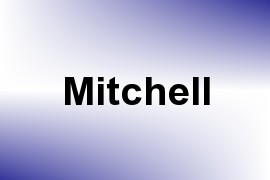 Mitchell name image