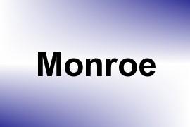Monroe name image