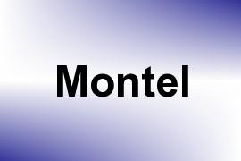 Montel name image