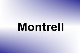 Montrell name image