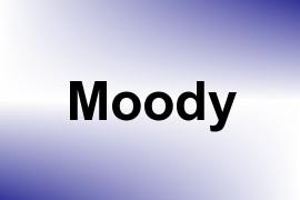 Moody name image