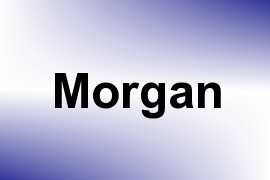 Morgan name image
