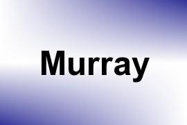 Murray name image