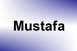 Mustafa name image