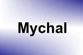 Mychal name image