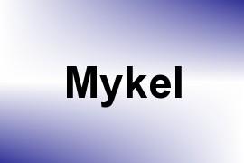 Mykel name image